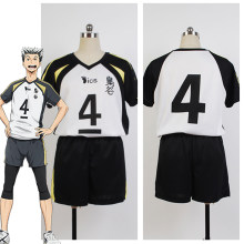 Hot Anime Haikyuu Fukurodani Academy Uniform Bokuto Koutarou Haikyu Jersey Cosplay Kostuum(China)