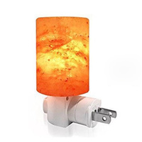 Health Resin Himalayan Crystal Salt Lamp Table Lamp Light Bedroom Adornment Night Light Lampsof The Head