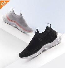 Xiaomi mijia ULEEMARK мужские повседневные кроссовки легкие вентиляционные эластичные носимые уличные спортивные туфли