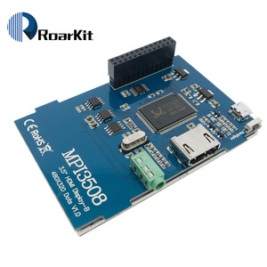 Image 4 - Raspberry Pi 3.5 inch HDMI LCD touchscreen 3.5 inch display 60 fps 1920*1080 IPS beter dan 5 inch en 7 inch