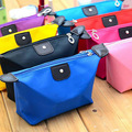 Portable Cosmetic Bag  Make Up Storage bag Pouch High quality Lady Toiletry Wash Bag