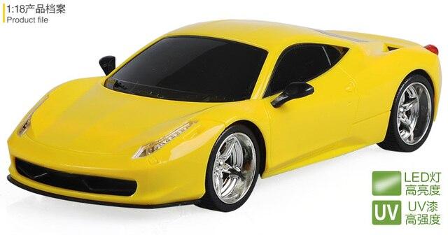 1:18 kinderen speelgoed auto elektrische draadloze afstandsbediening auto model auto/Rusland/UK/USA speelgoed