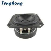 Tenghong 1 stücke 3 Zoll 8Ohm 15W Vollständige Palette Lautsprecher 25 Core Gummi Hochtöner Mitten Woofer Magnet Tragbare Audio lautsprecher Bluetooh