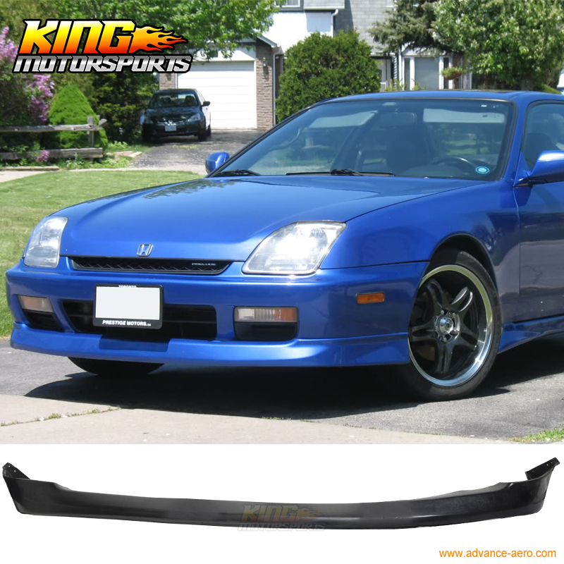 for 97 98 99 00 01 honda prelude oe optional front bumper lip spoiler in bumpers from. Black Bedroom Furniture Sets. Home Design Ideas