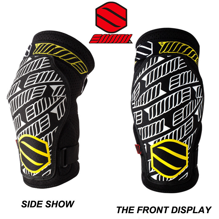 Sunny Brand Pro Field Soft Knee Protective Skiing Bike Downhill Roller Skating Guard Pad Knee Pads
