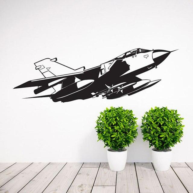 Ee.uu. Fuerza Aérea ejército aviación Militar avión pared decoración ...