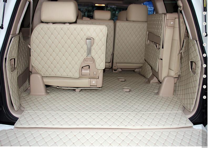 Lexus LX 570 7SEAT үшін арнайы сырғытпа - Автокөліктің ішкі керек-жарақтары - фото 5