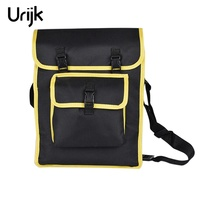 Urijk Multifunction Oxford Hand Tools Storage Bag Canvas Screwdriver Pliers Repairing Tool Orangizer For Electrician Carpenter