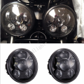 Pair (2 PCS )Triumph Speed/Street Triple, T509, 955, Rocket 3, Speed 4,  Harley LED headlights