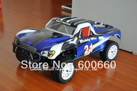 Free Shipping HSP Rc Car 1 10 Nitro Rally Monster Two Speed FS GT2 Radio Set
