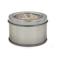 Чистящий шар для распайки паяльника, сетчатый фильтр, насадка для очистки, наконечник медной проволоки, очиститель, металлическая коробка для шлаков, чистый шар