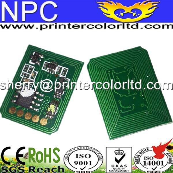 chip FOR OKI data C 9850-HN OKI-data 9600 N OKIdata C9650 xf laser color toner refill kits chips fuses