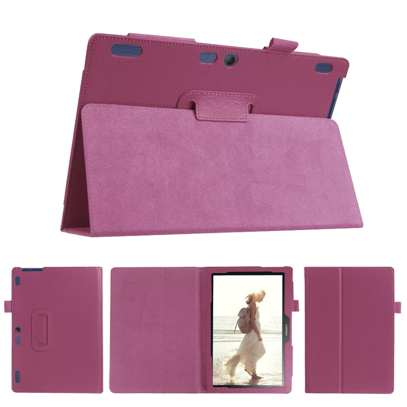 For Lenovo Tab 2 A10-70F/L A10-30 X30F/M Tab 3 X70 X70F X70M Tab 10 TB-X103F X103F Stand Flip Leather Protective Case Cover tab 2 a10 70f stand pu leather case cover for lenovo tab 2 a10 30 x30f x30l magnet case for lenovo tab 10 tb x103f tab3 10 gifts