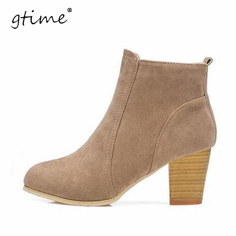 Cheap Womens Ankle Boots Online - Yu Boots