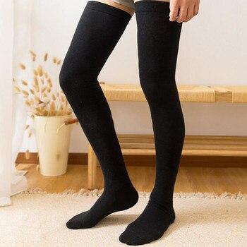 097aeae008841 Длинные носки для мужчин, теплые хлопковые носки - a.empyeria.me
