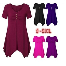 New summer women's  shirts  clothing  women's  blouses maternity  clothing european  clothing women plus size shirts 1596