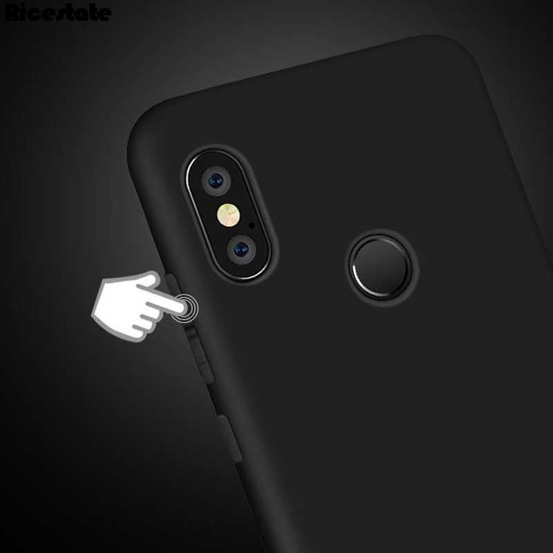 Case voor Xiaomi Redmi S2 Redmi GAAN Note 5 6 7 Pro Note 5 Plus Redmi 4X 4A 5A Luxe shockproof Anti-Shock TPU Silicone Cover case