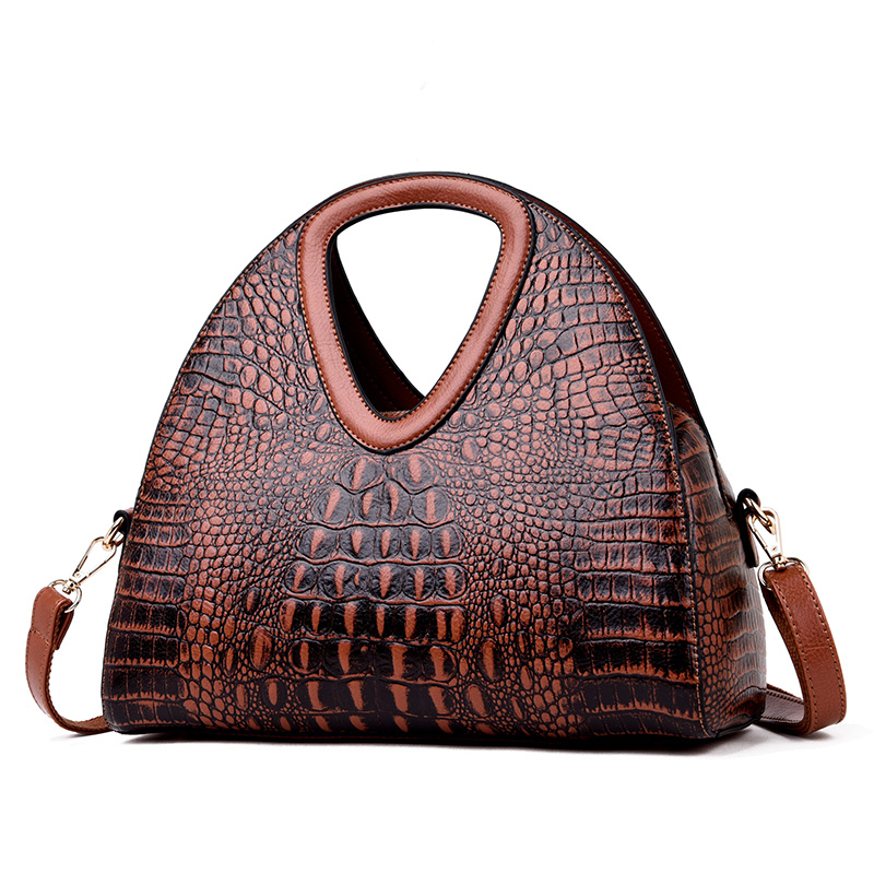 Alligator Women Handbag