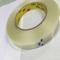 Free Shipping 4roll 48mmx45m 3M (898MSR) Filament Tape 898MSR Clear Color