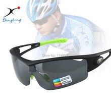 Alta calidad 2017 new unisex ciclismo gafas gafas de sol polarizadas gafas de deporte al aire libre gafas de sol uv400 oculos vestidos xq244