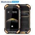 Blackview bv6000 4g telemóvel 4.7 polegada hd mtk6755 núcleo octa Android 6.0 3 GB RAM 32 GB ROM 13MP Cam À Prova D' Água IP68 Smartphones
