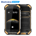Blackview bv6000 4g teléfono móvil 4.7 pulgadas hd mtk6755 octa core Android 6.0 3 GB RAM 32 GB ROM 13MP Cam Impermeable IP68 Smartphone