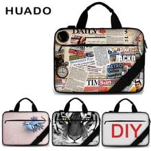 wholesale customized Canvas laptop bag for macbook air/pro 13 case 13.3 15.6 17.3 laptop message bag for xiaomi air/dell/lenovo