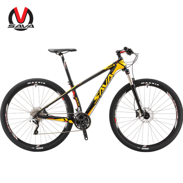 New Brand Mountain Bike 29 inch Wheel Carbon Fiber Frame 30 Speed Light Bicycle Outdoor Sport Downhill Oil Disc Brake Bicicleta