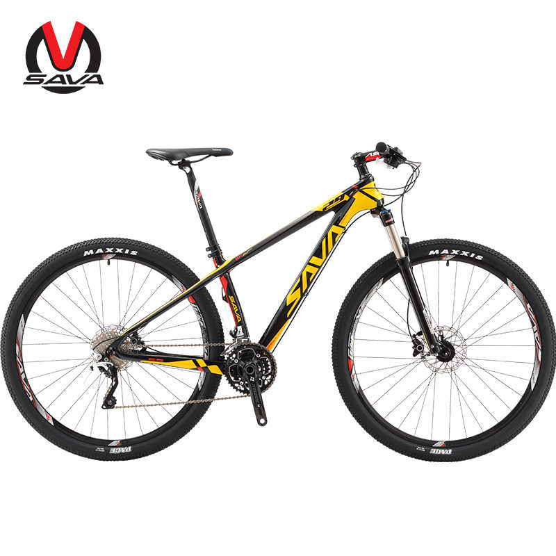 eec077ee0 ... New Brand Mountain Bike 29 inch Wheel Carbon Fiber Frame 30 Speed Light  Bicycle Outdoor Sport ...