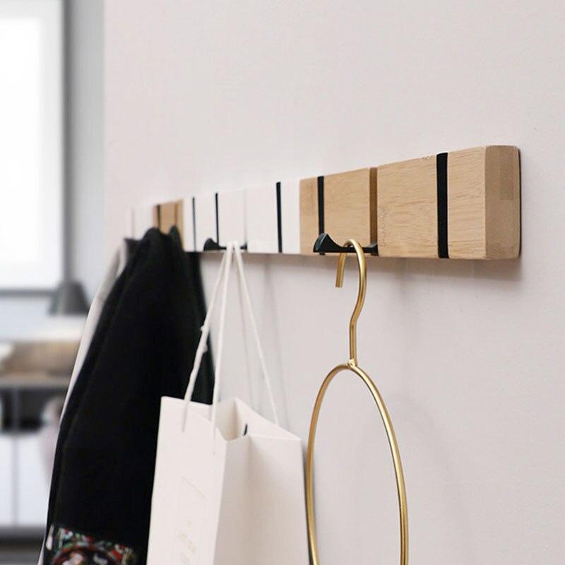 Vintage Hooks Hanger Holder Clothes Storage Hidden Hook Wall Hanging Hanger Home Decor Hanger Accessories Hooks