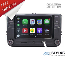 Carplay Noname RCD330 Plus 6.5 MIB Radio For Golf 5 6 Jetta CC Tiguan Passat Polo 6RD 035 187 B 6RD035187B