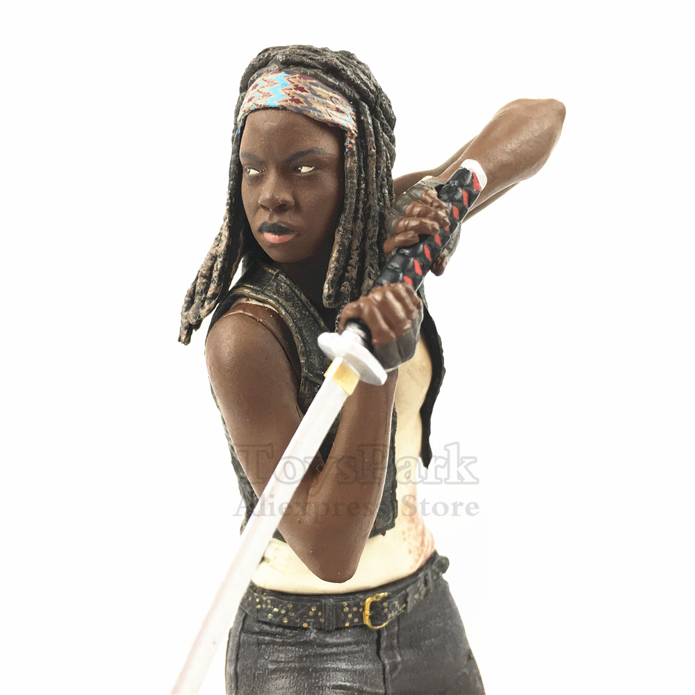 McFarlane Toys The Walking Dead Michonne 7