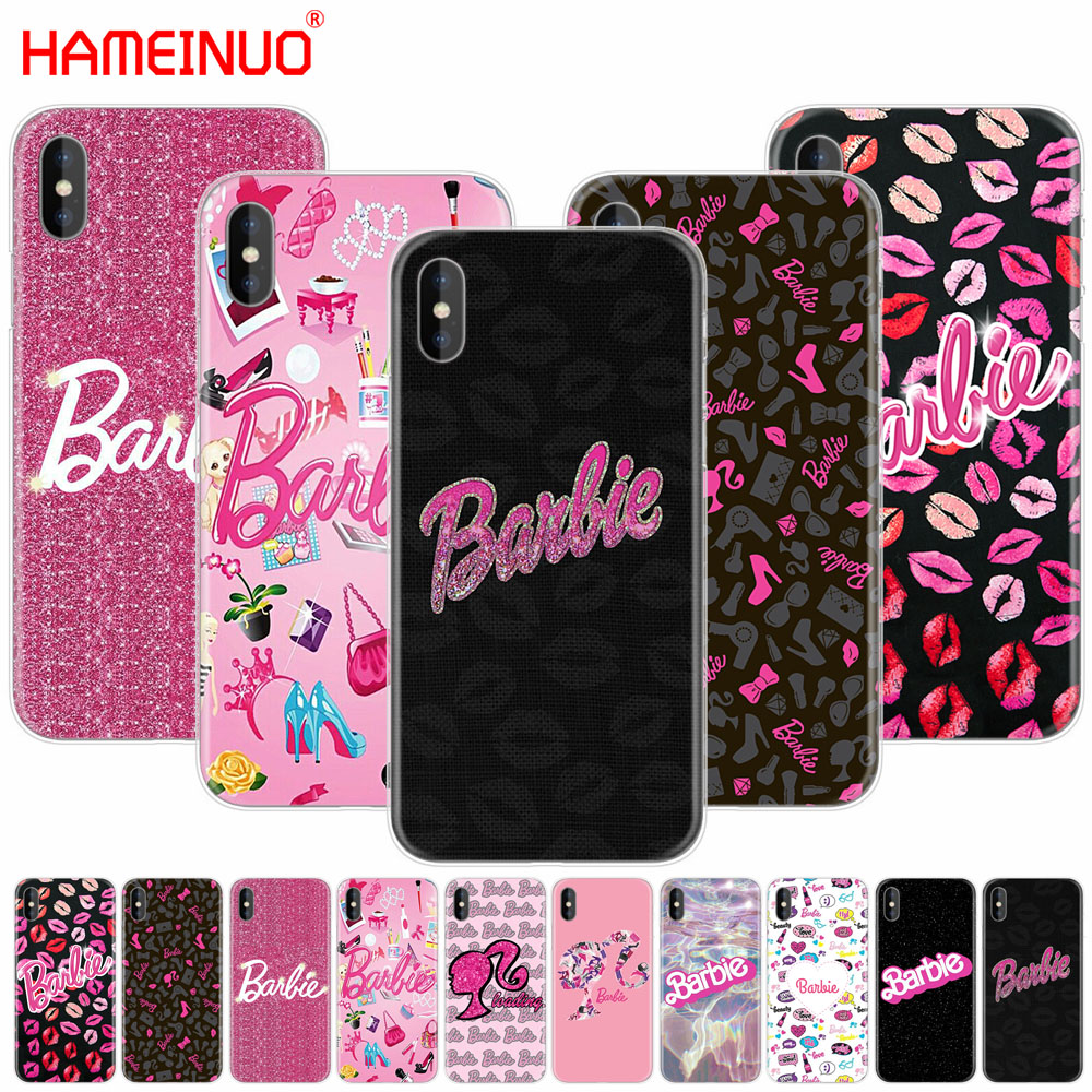 barbie iphone 7 case