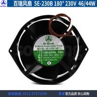 NEW BI SONIC 5E 230B 230V metal high temperature resistance UPS cooling fan