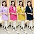 Модные беременные женщины осень и зиму одежду новый Корейский моды материнства беременных шерстяной куртки пальто беременных женщин одежда