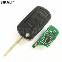 Remote Car Key For For Land Rover Discovery 3 LR3 315MHz Or 433MHz With ID46 Integrated