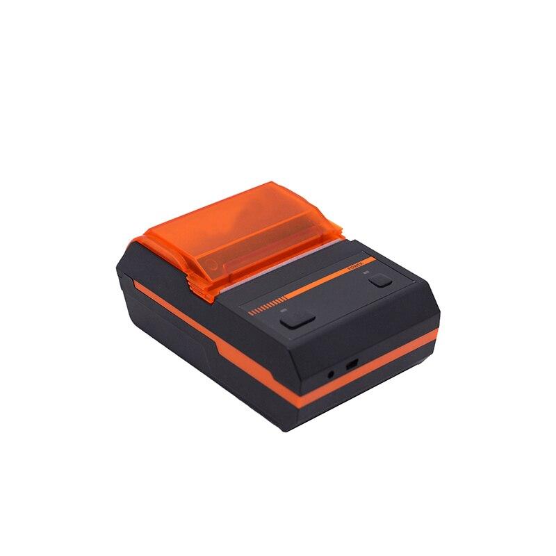 Portable Bluetooth 4.0 Printer PhotoThermal WIFI Receipt Printer Phone Wireless USB Connection Printer For POS System MHT-W5801