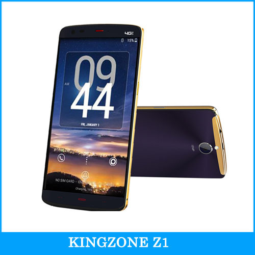 "Original 4G KINGZONE Z1 5.5 ""Android 4.4 Smartphone MTK6752A Octa Core 1.7 GHz ROM 16 GB + RAM 2 GB Dual SIM Soporte OTG NFC FDD-LTE"