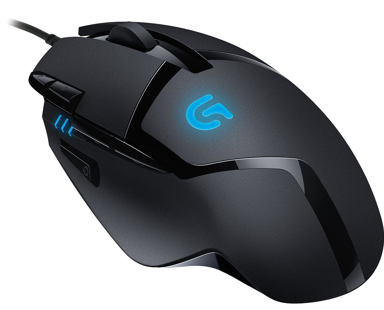 Logitech G402 Hyperion Fury FPS Gaming Mouse met High Speed - Computerrandapparatuur - Foto 3