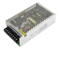 D 120A 12V 5V Switching Mode Power Supply Double Group Two Road Output High precision AC Change Direct DC