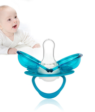 mam pacifier sucette baby dust-proof round  feeder infant soother latex feeding silicone lips for dolls