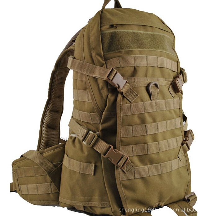 Free Knight TAD Camouflage Backpack Fashion Bags Waterproof Molle Backpack Military Assault Men Casual Bag 38L