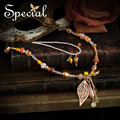 Special New Fashion Natural Pearls Necklaces & Pendants Opal Statement Necklace Fine Jewelry Gifts for Women XL160204