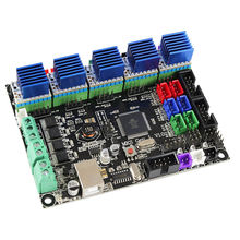 Плата для 3d принтера mks gen l v10 контроллер с 5 шт tmc2209v20