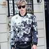 Fanzhuan Free Shipping 2017 New Fashion Casual Male Men S Spring Autumn Long Sleeved Jacket Baseball