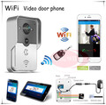 New Wifi wireless video door phones door bells intercom systems (App can be run in Android and IOS devices ) 5 sets together