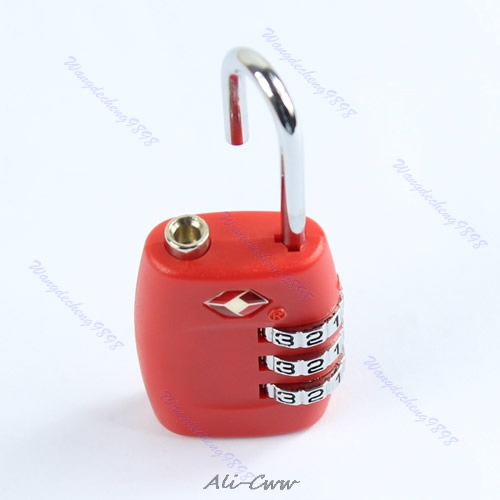 ≧ Big promotion for tsa lock red and get free shipping