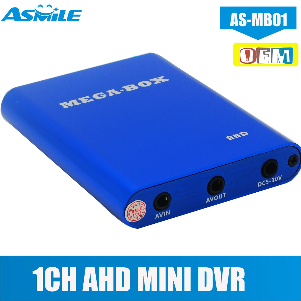 AHD 720 จุด 1CH มินิ DVR สนับสนุน 1.3MP - ความปลอดภัยและการป้องกัน