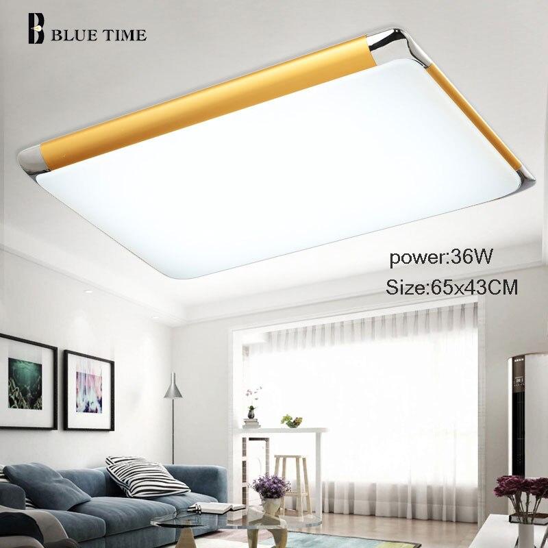 ︻36 Вт простой светодиодный люстра лампа современный ...