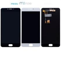 Para meizu m3 note pantalla lcd + digitalizador pantalla táctil de reemplazo de pantalla para meizu m3 note l681h/m681h